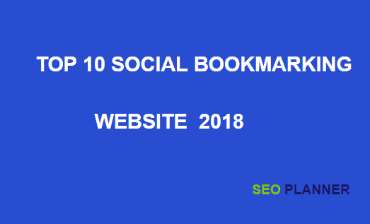 social bookmarking website